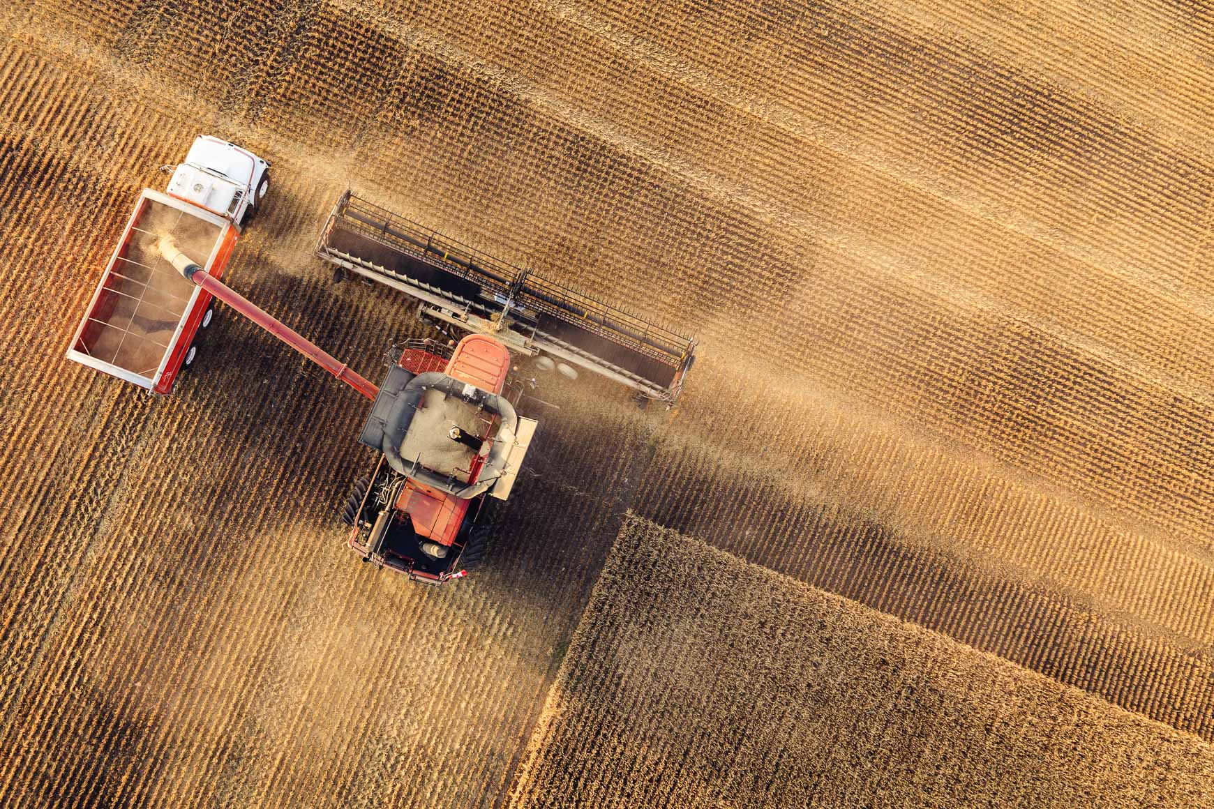 Michael Kunde Photo | Shell | Rotella | Overview | Agriculture