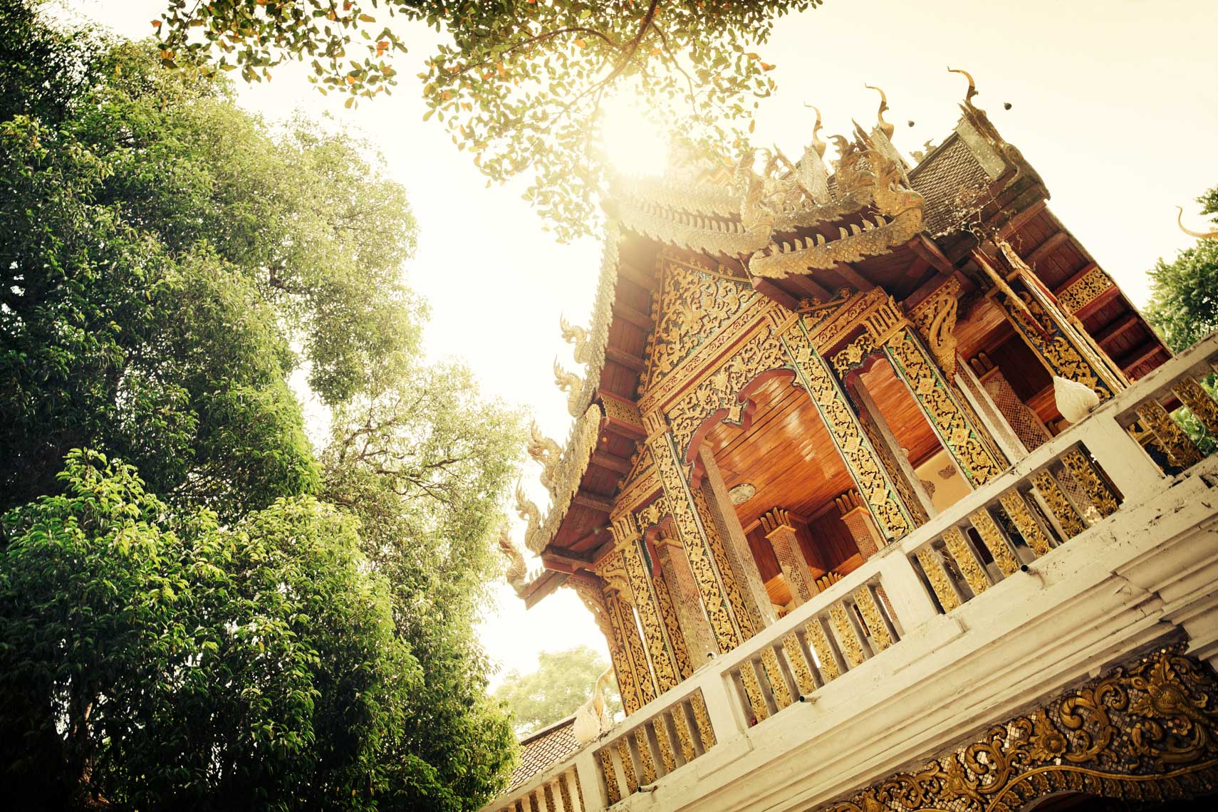 Thailand, Doi Suthep Temple