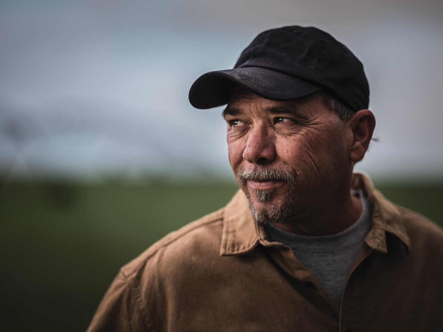 Portrait of Farmer for Nutrien