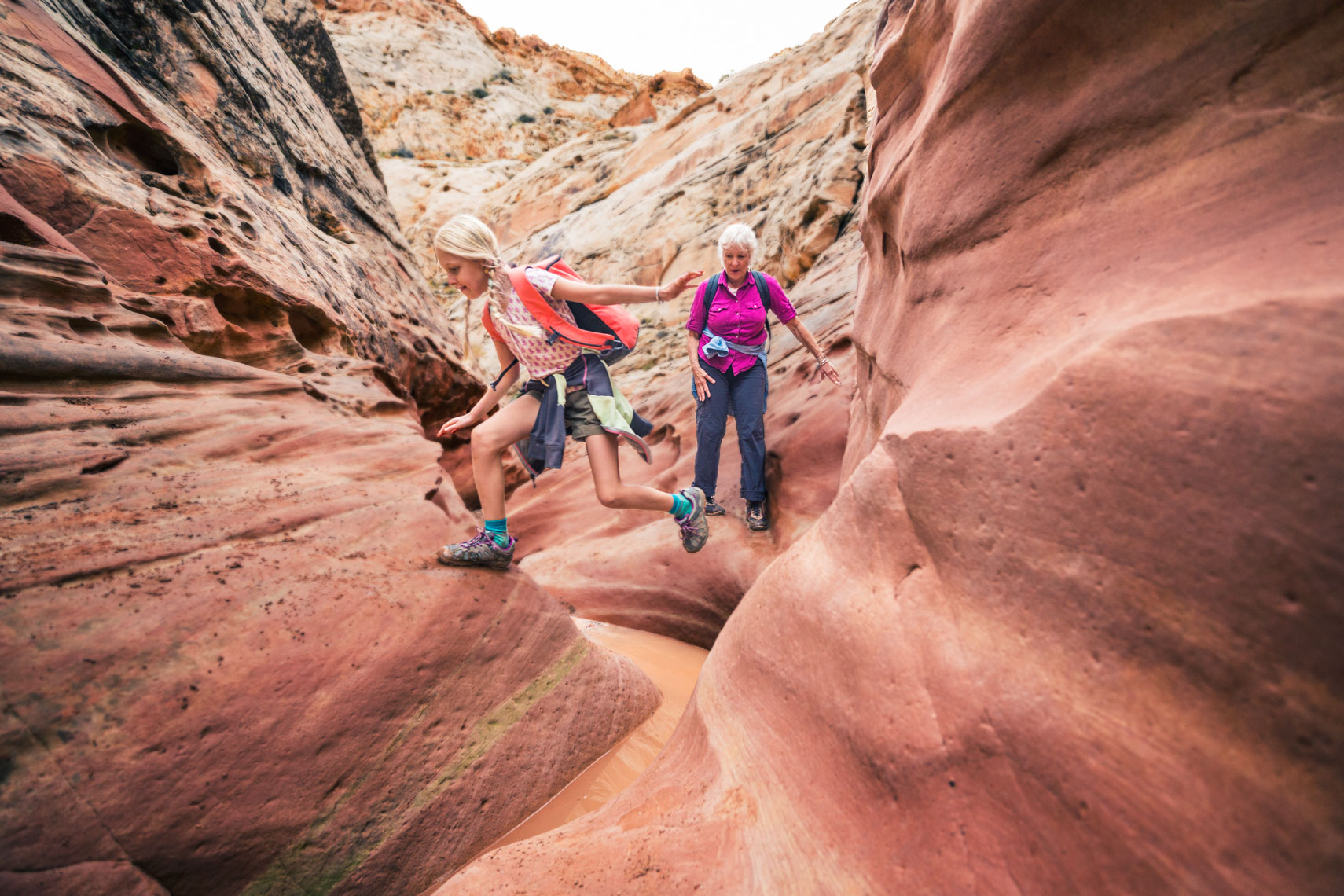 Michael Kunde Photo | Utah Tourism | Road to Mighty | Overview